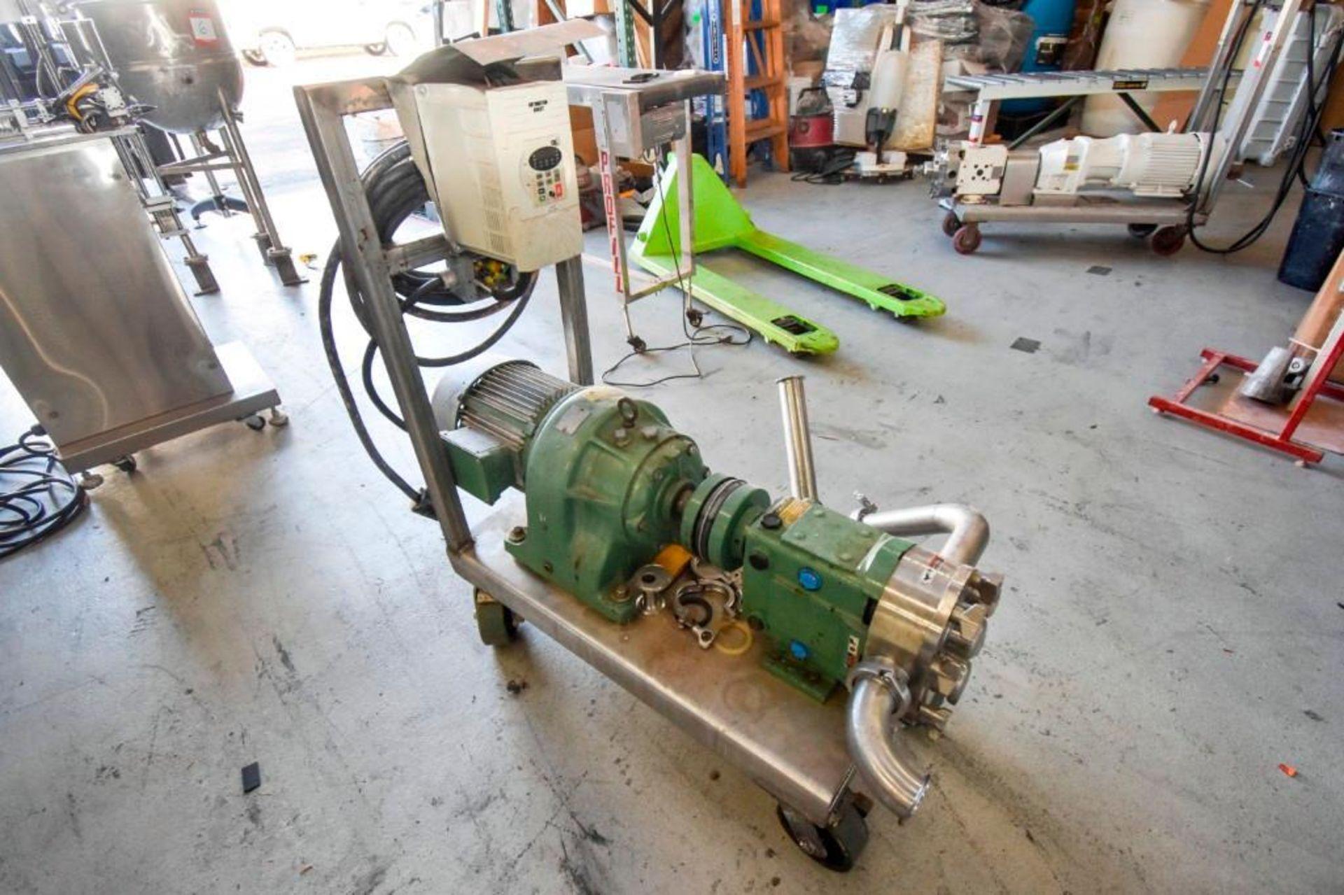 Cherry Burrel Positive Displacement Pump MDL 040 - Image 9 of 16