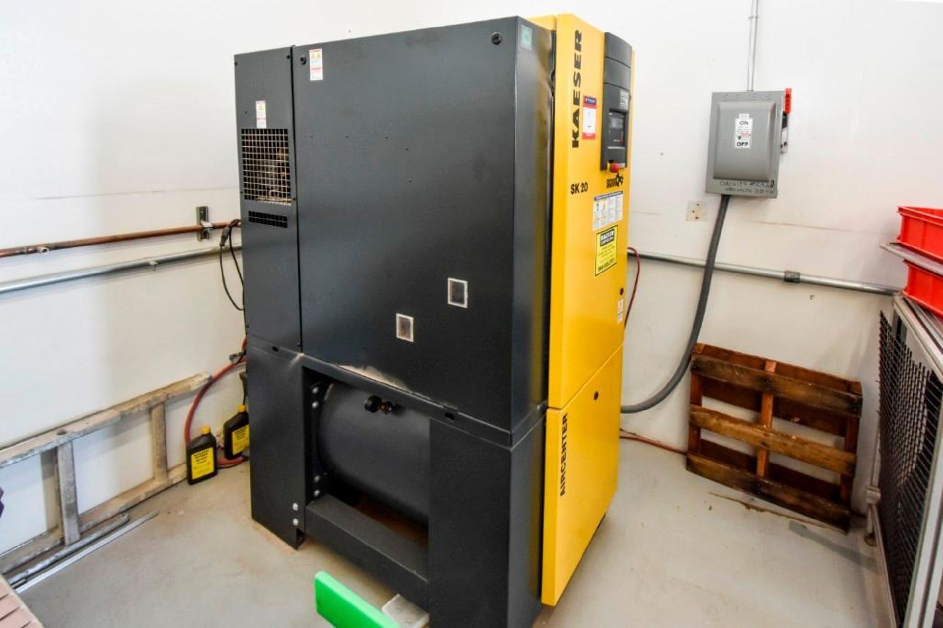 Kaeser Sigma Aircenter Compressor - Image 11 of 17