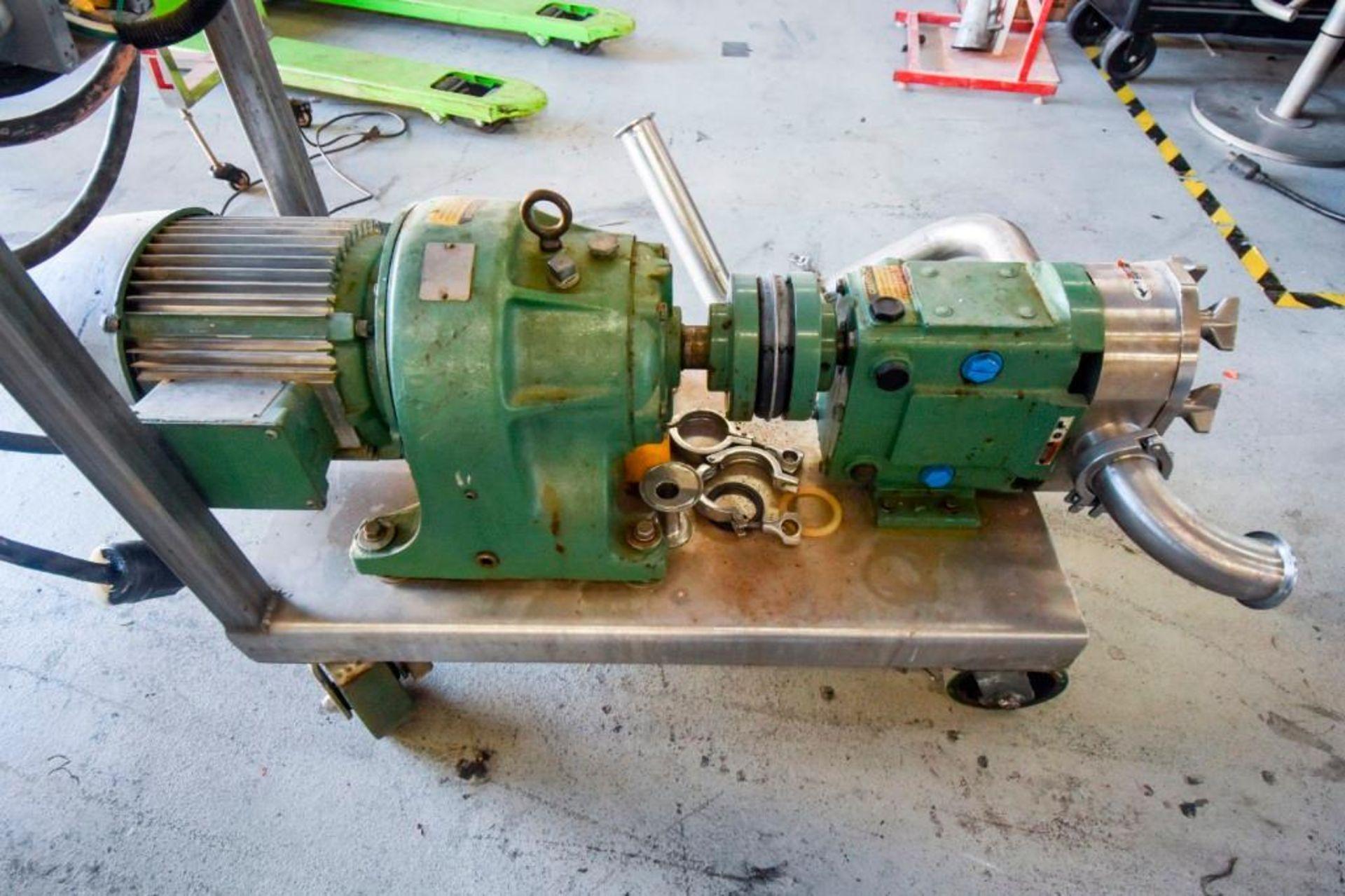 Cherry Burrel Positive Displacement Pump MDL 040 - Image 10 of 16