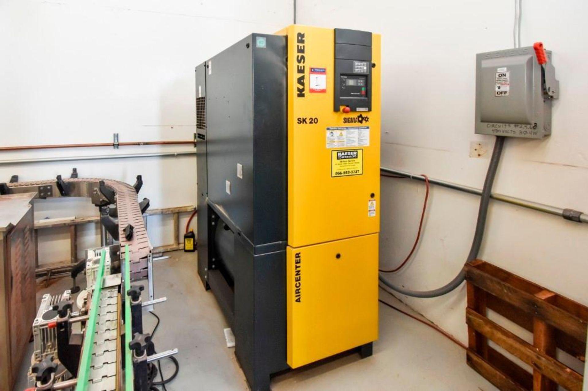 Kaeser Sigma Aircenter Compressor - Image 3 of 17
