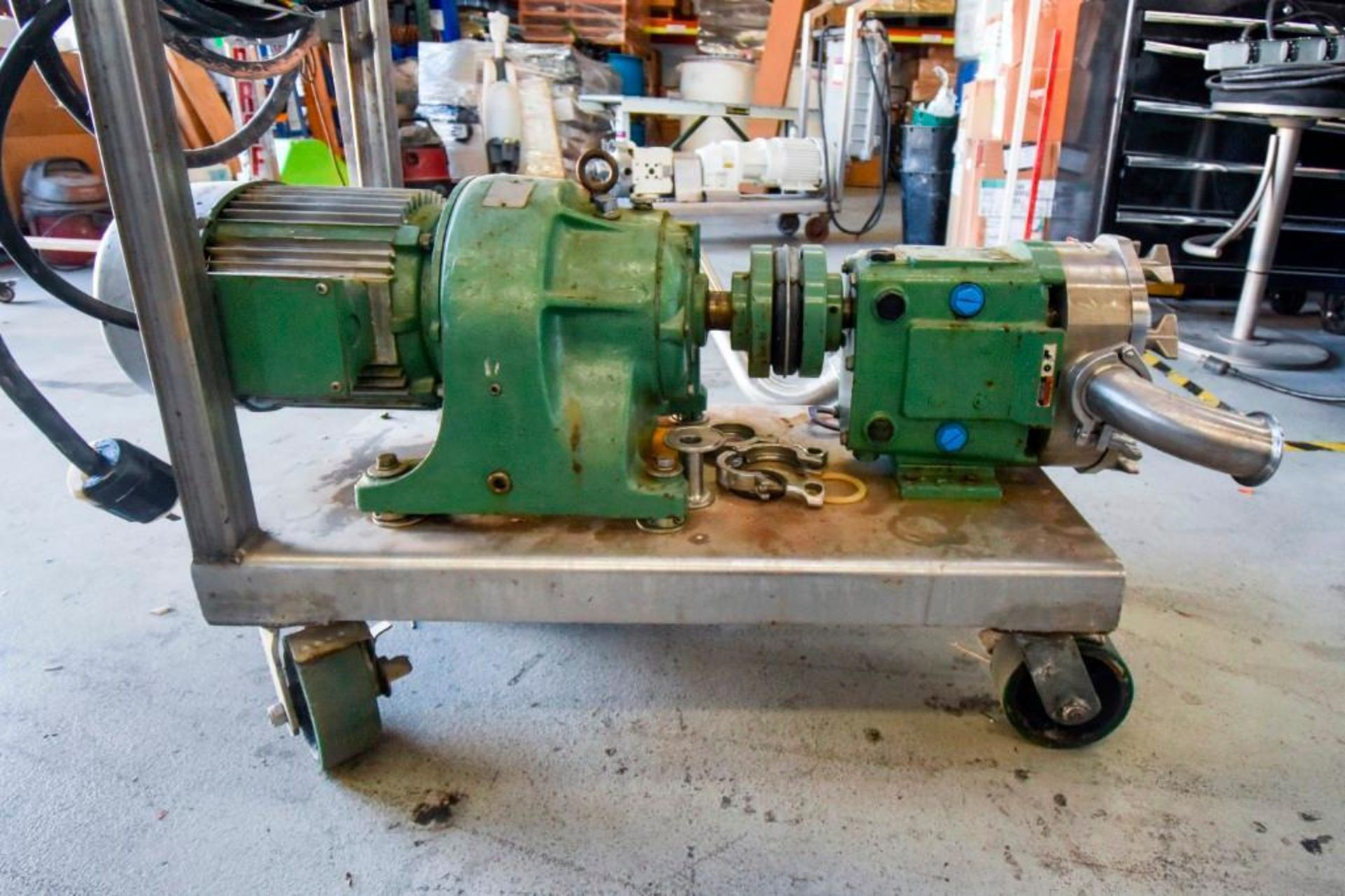 Cherry Burrel Positive Displacement Pump MDL 040 - Image 11 of 16