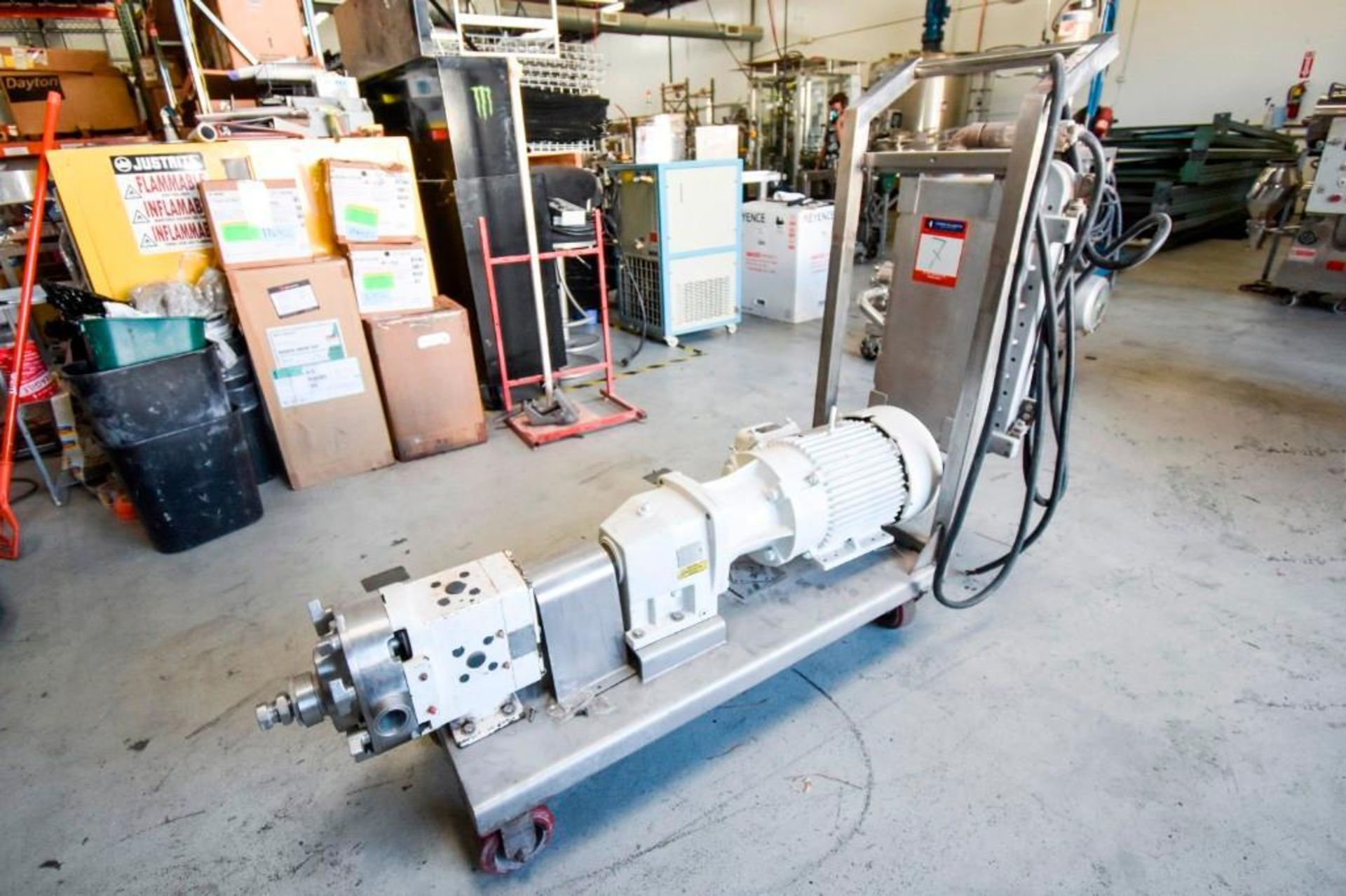 Positive Displacement Pump - Image 6 of 18