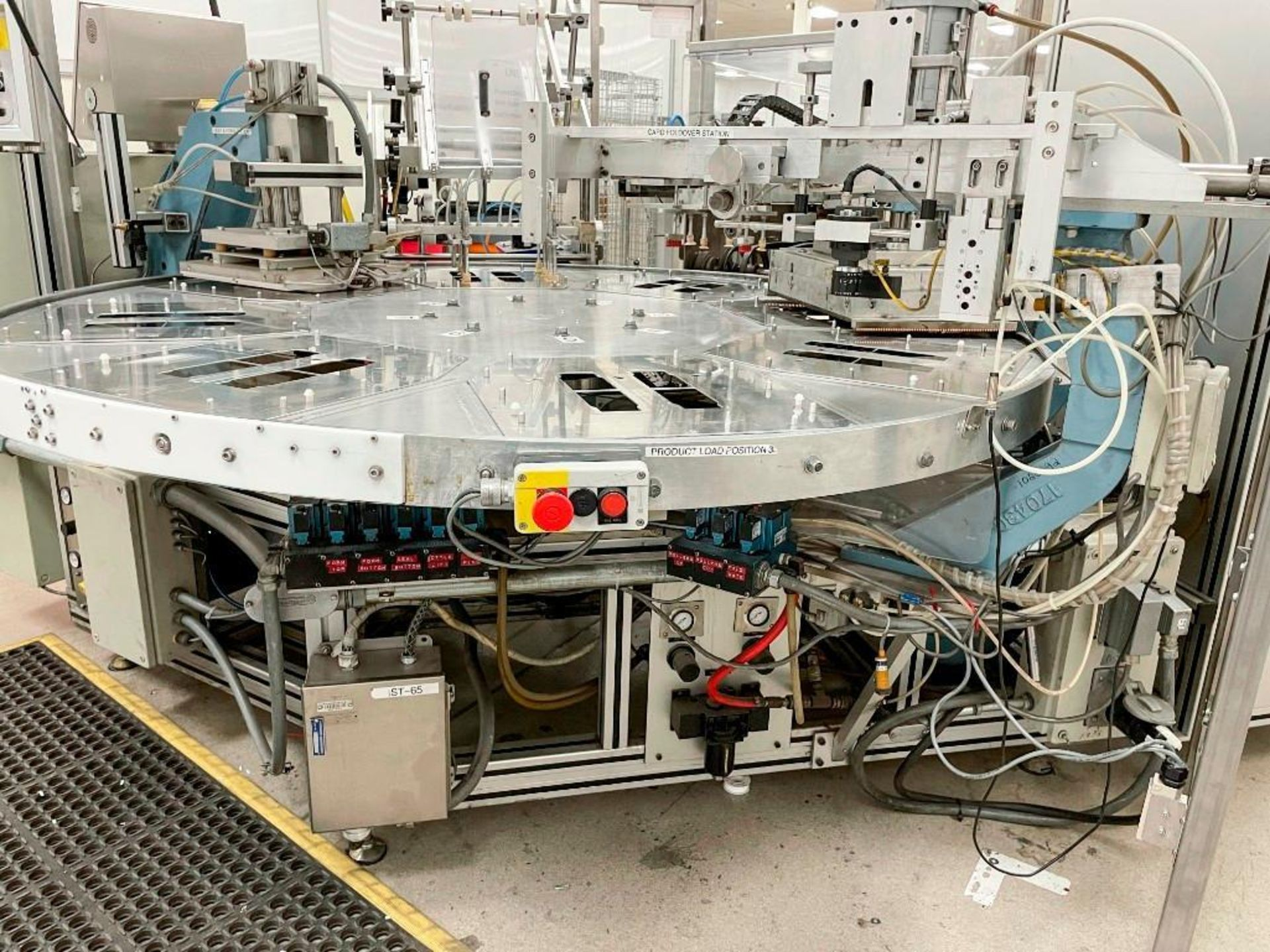Sun Industries 8 station Blister Packaging Machine SBR-8 - Image 27 of 40