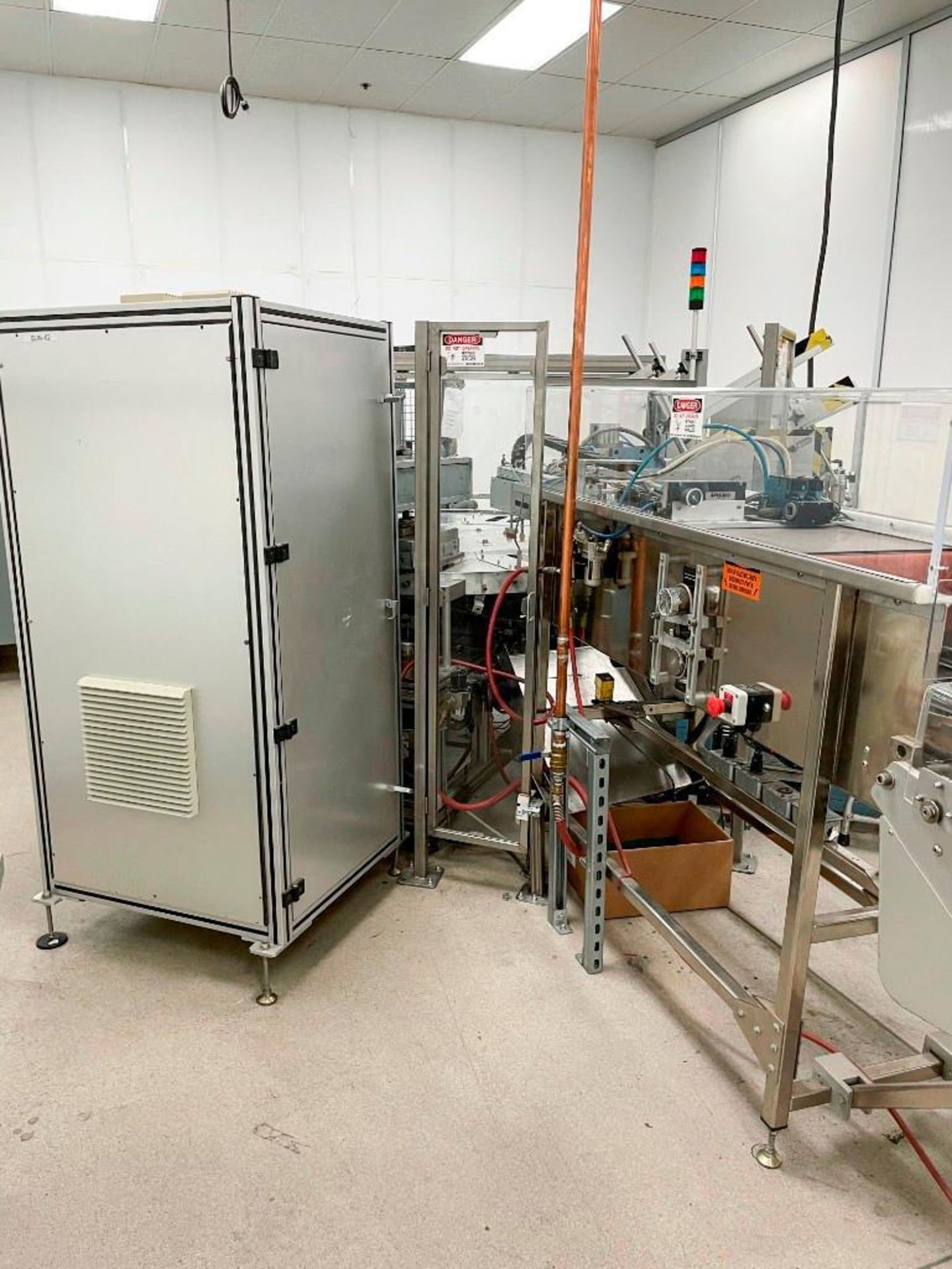 Sun Industries 8 station Blister Packaging Machine SBR-8 - Image 18 of 40