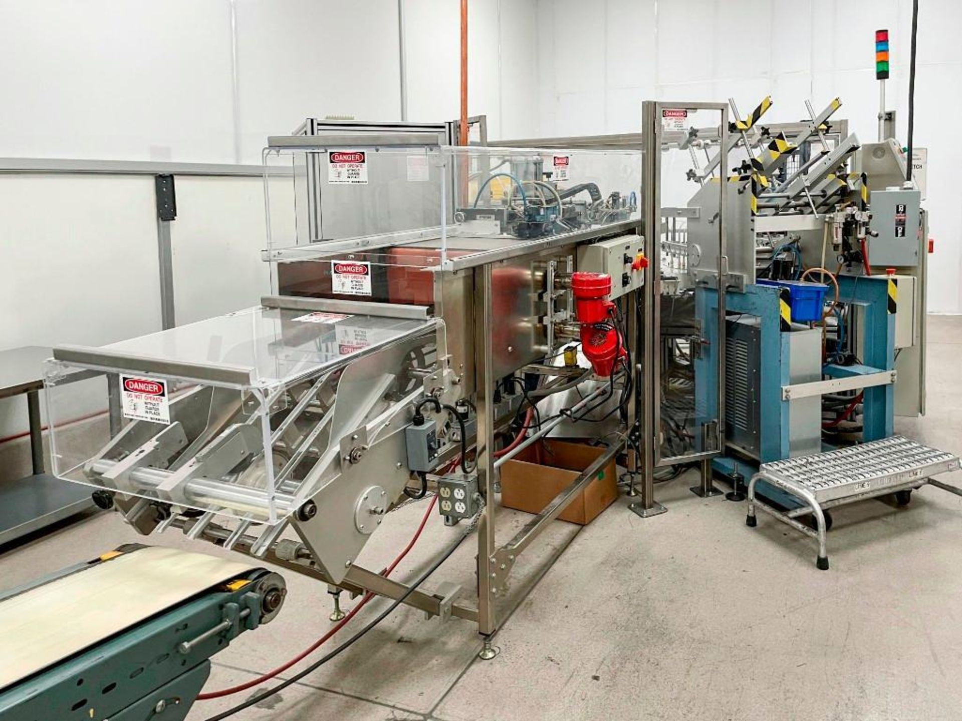 Sun Industries 8 station Blister Packaging Machine SBR-8 - Image 17 of 40