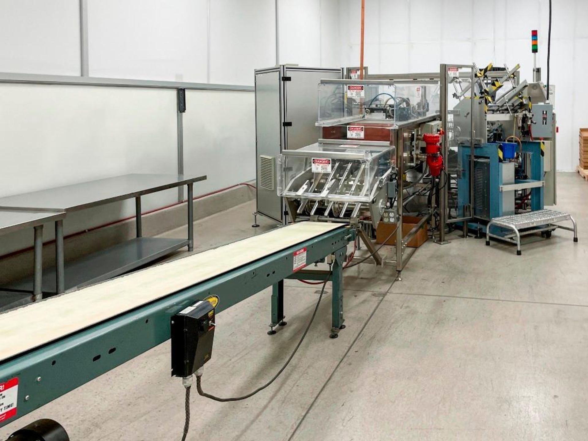 Sun Industries 8 station Blister Packaging Machine SBR-8 - Image 10 of 40