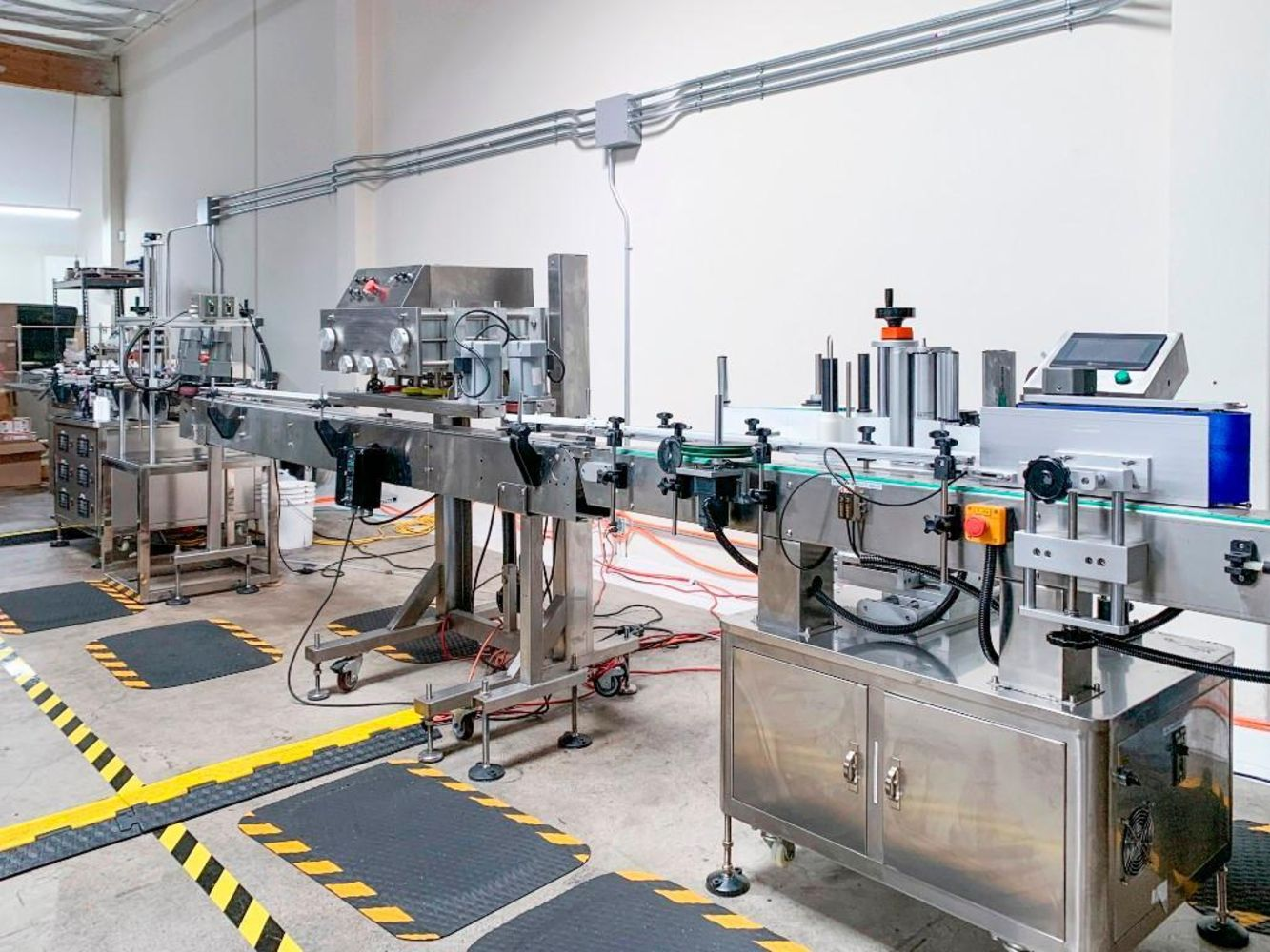 Dietary Supplement Manufacturing & Packaging Equipment