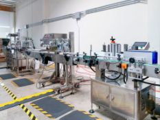 Liquid Filling Line - Bulk Lot