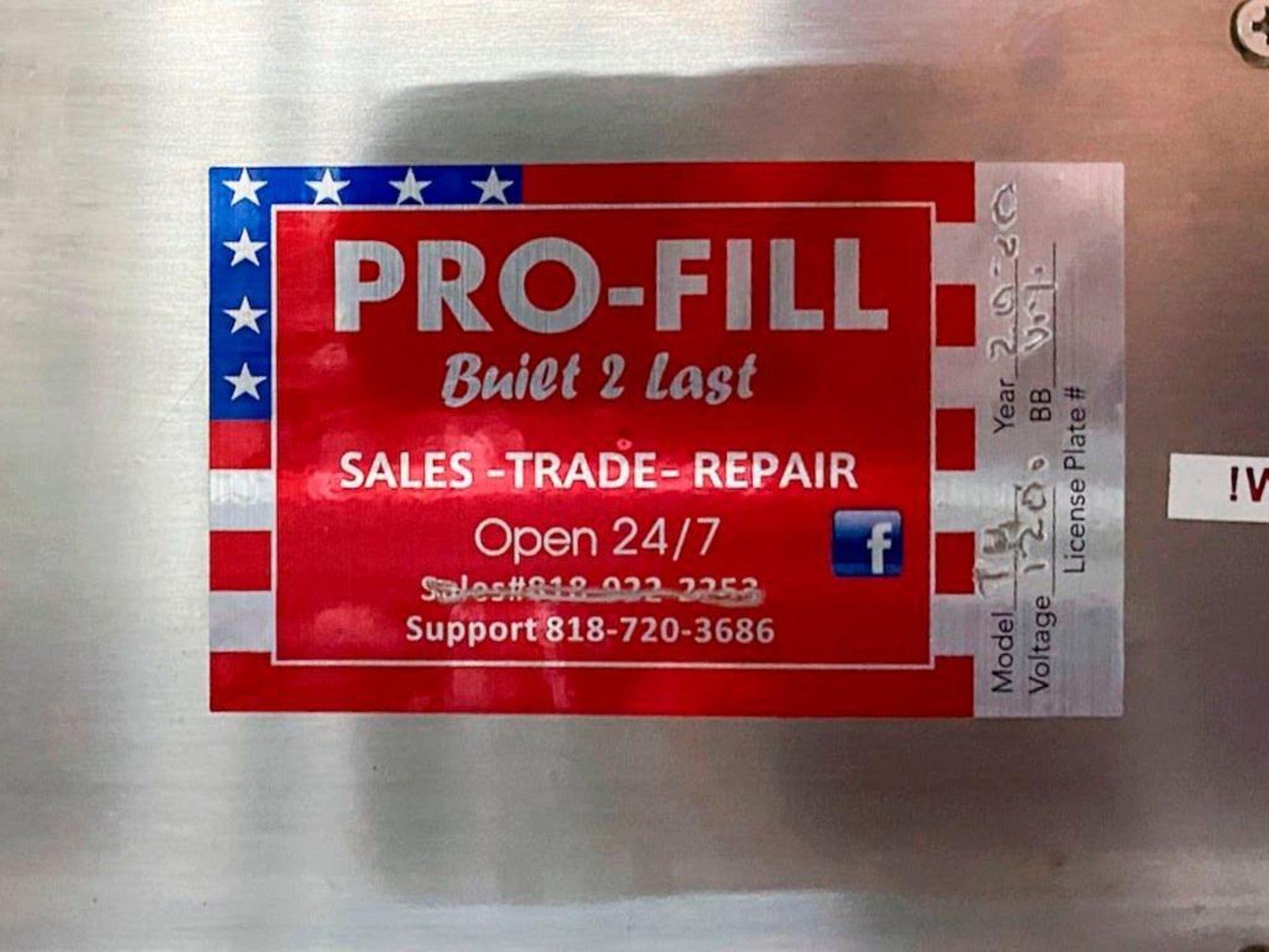 ProFill 6 Head Peristaltic Filling Machine - Image 7 of 7