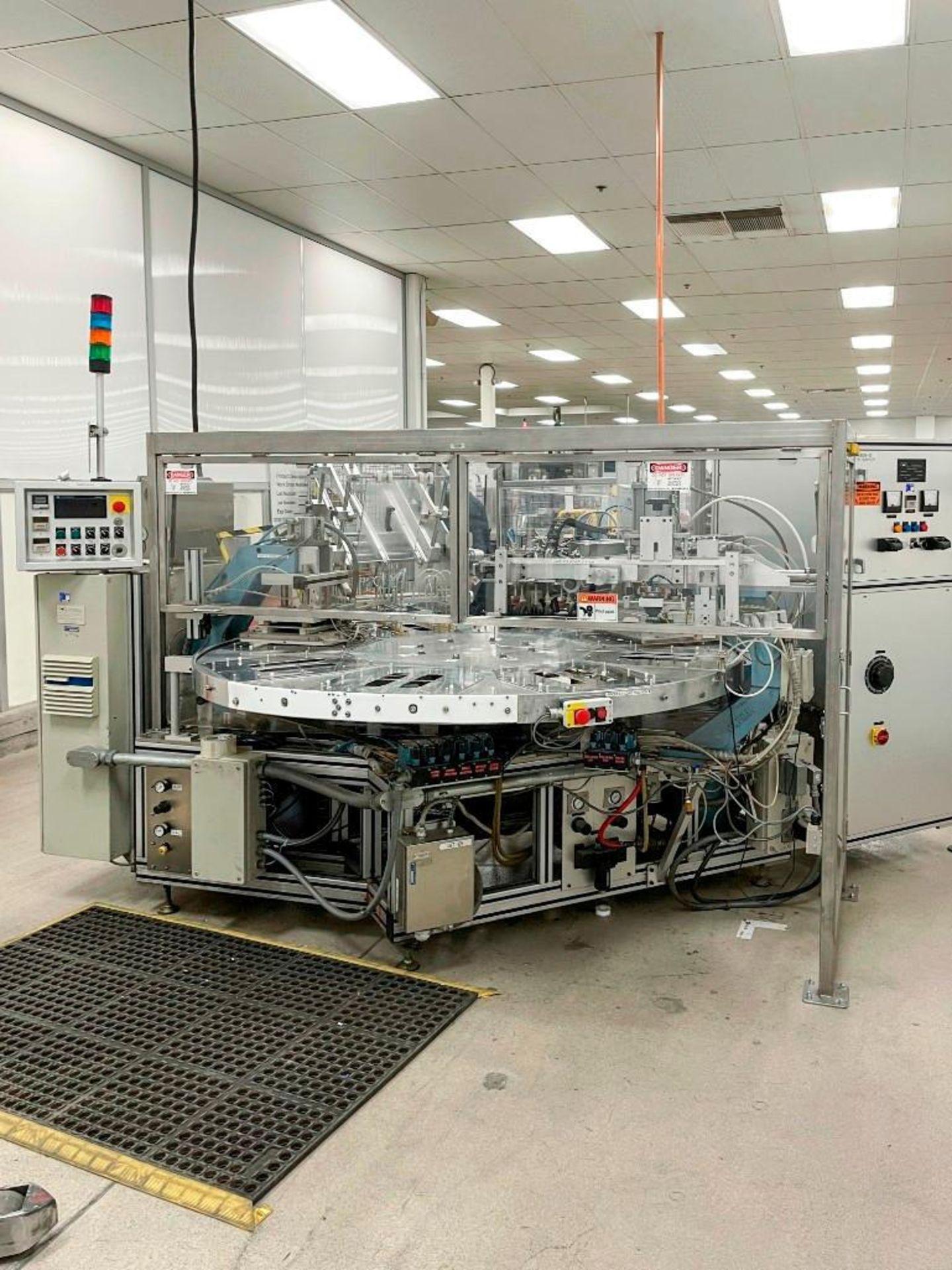 Sun Industries 8 station Blister Packaging Machine SBR-8