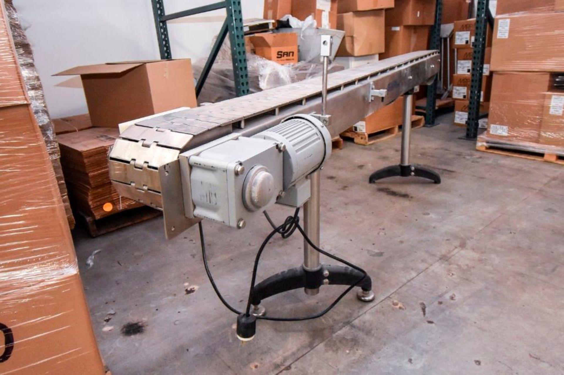 Accutek Variable Speed Conveyor - Image 3 of 11