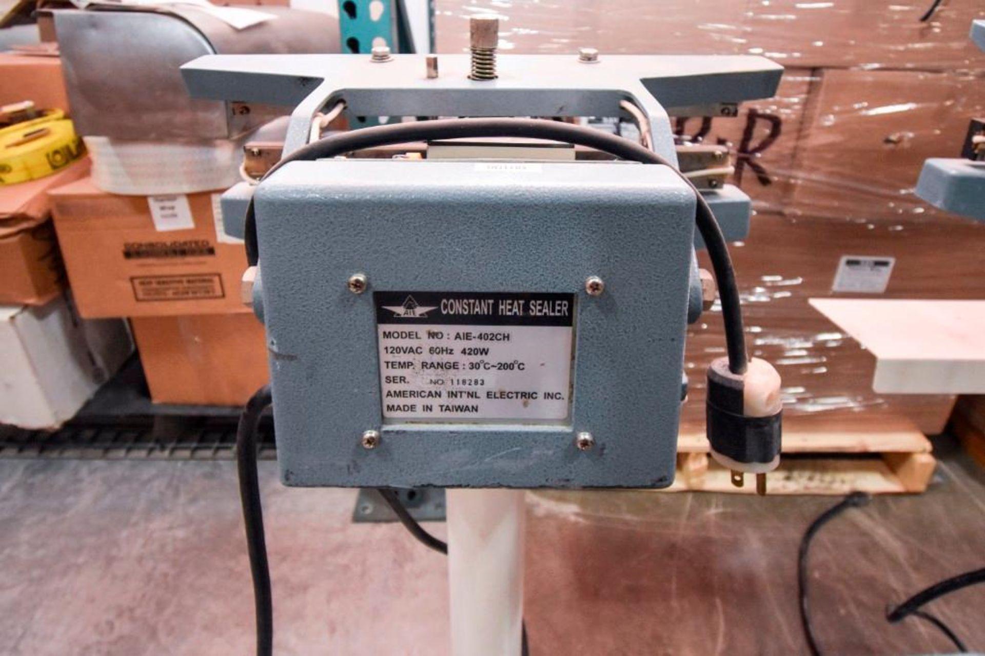 2 AIE Heat Sealers - Image 12 of 14
