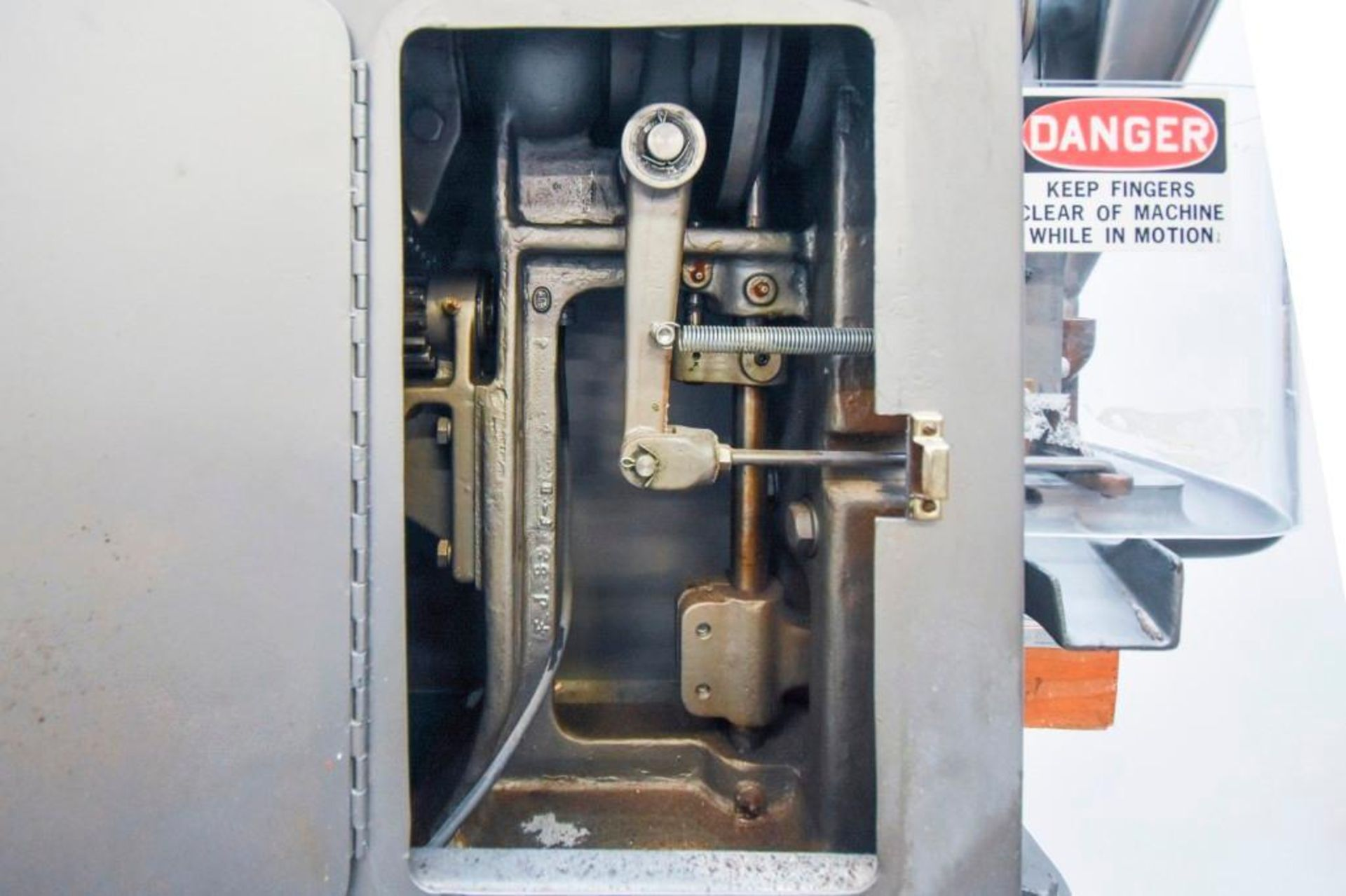 Stokes Single Punch Tablet Press with Tooling - Image 12 of 20