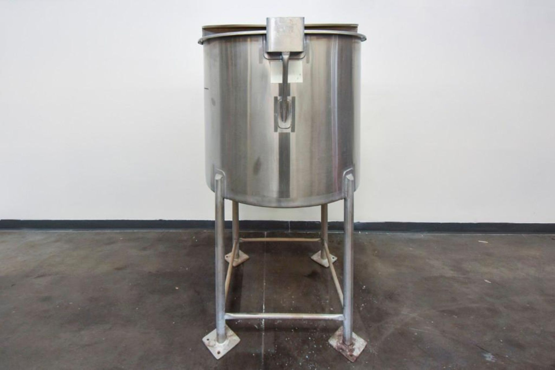 Stainless Steel Mixing/Holding Tank - Image 3 of 12