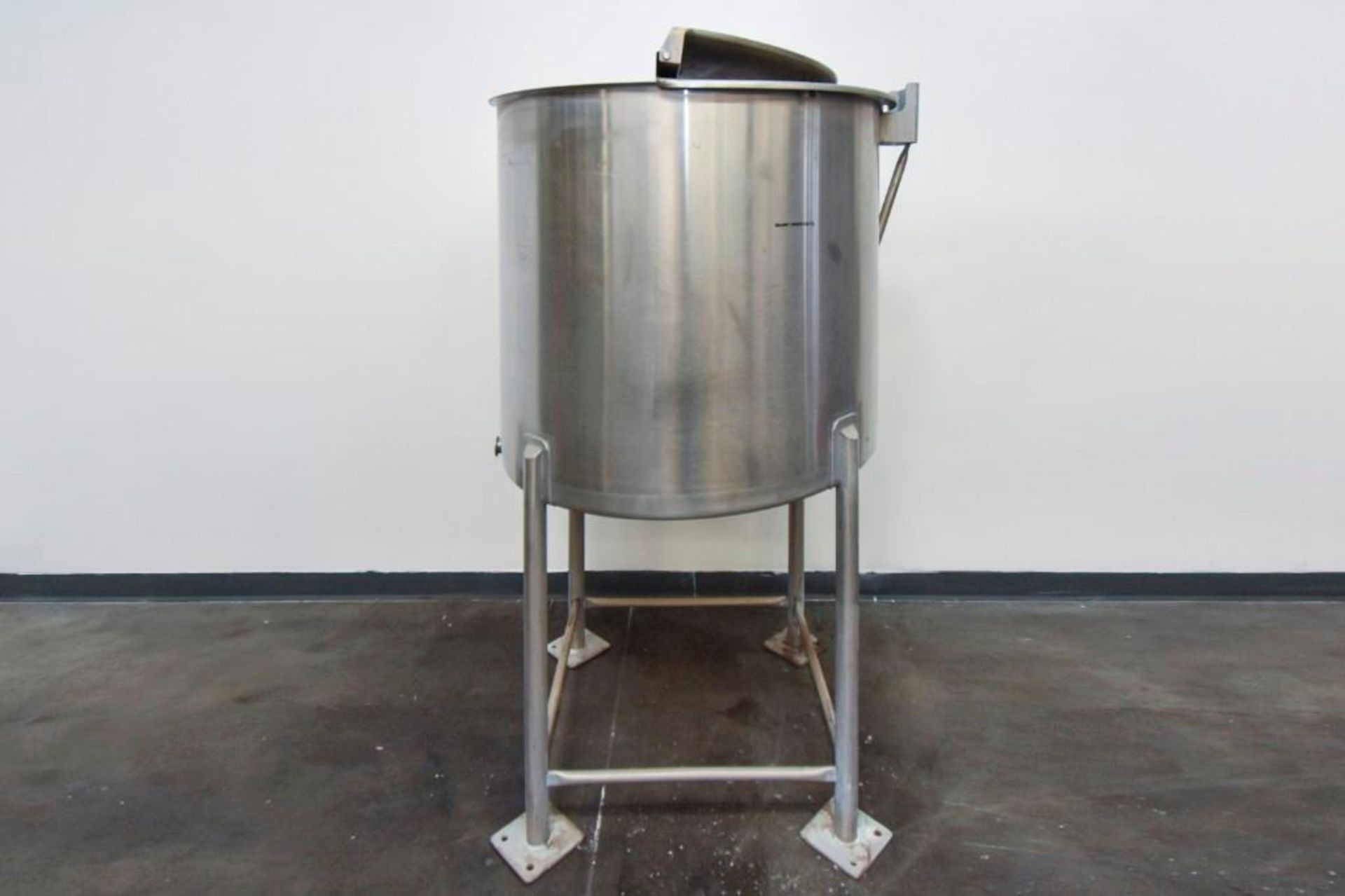 Stainless Steel Mixing/Holding Tank - Image 4 of 12
