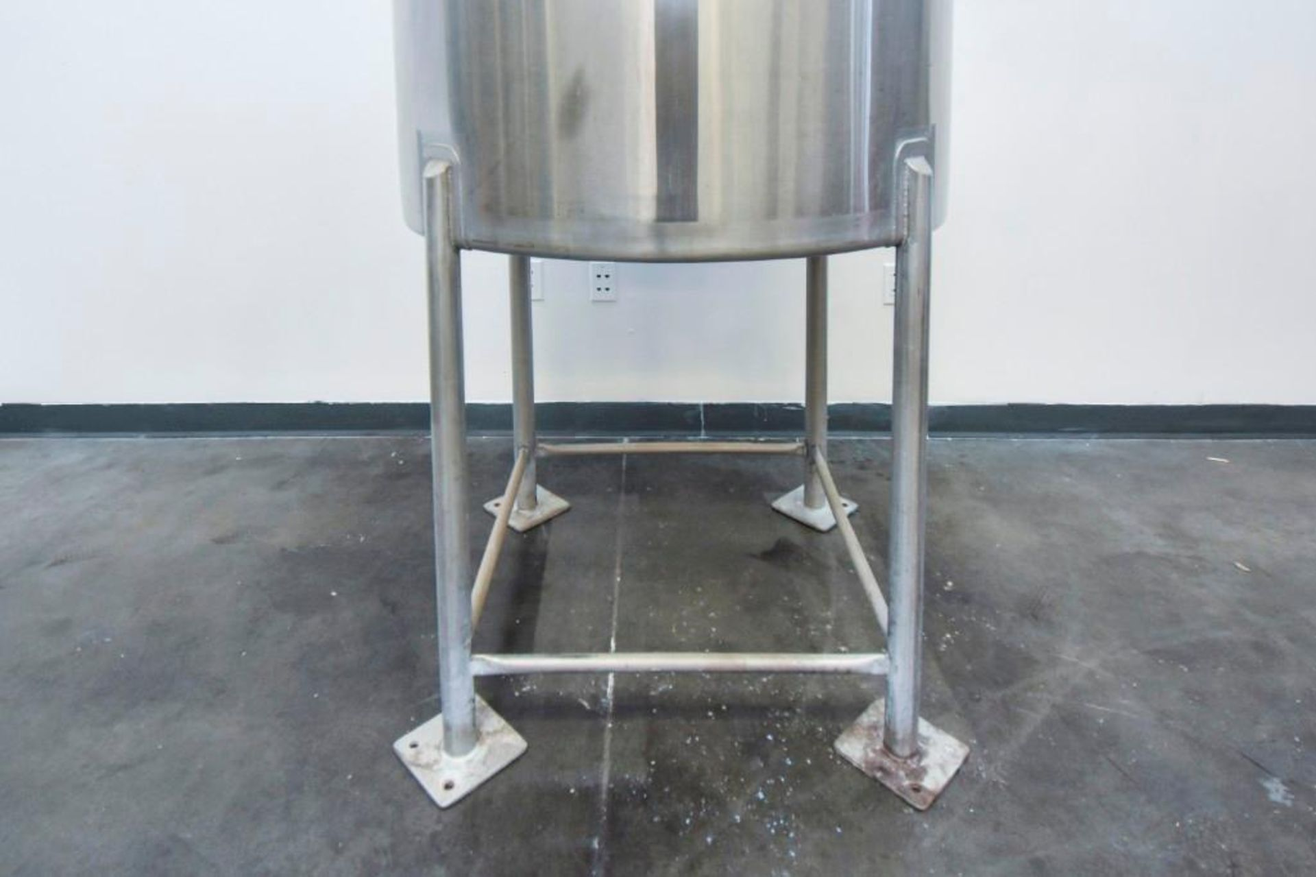 Stainless Steel Mixing/Holding Tank - Image 5 of 12