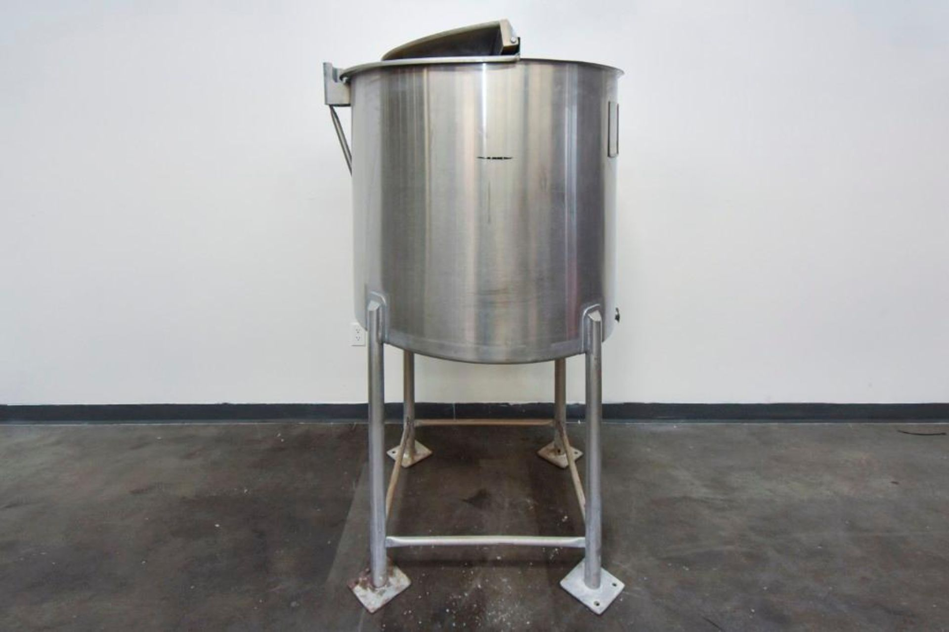 Stainless Steel Mixing/Holding Tank - Image 2 of 12