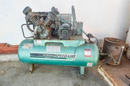 Speedaire Compressor and Dryer with Tank