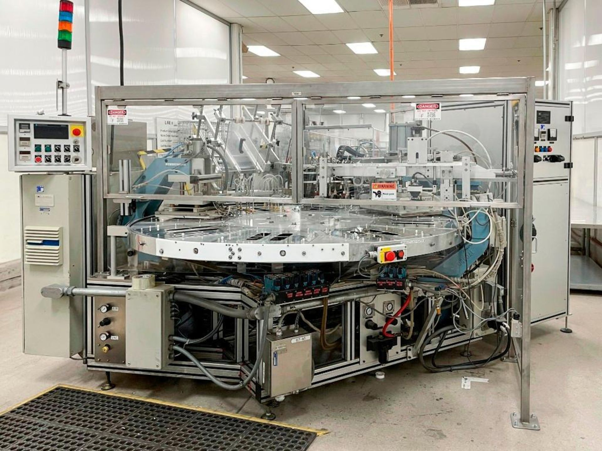 Sun Industries 8 station Blister Packaging Machine SBR-8 - Image 4 of 40