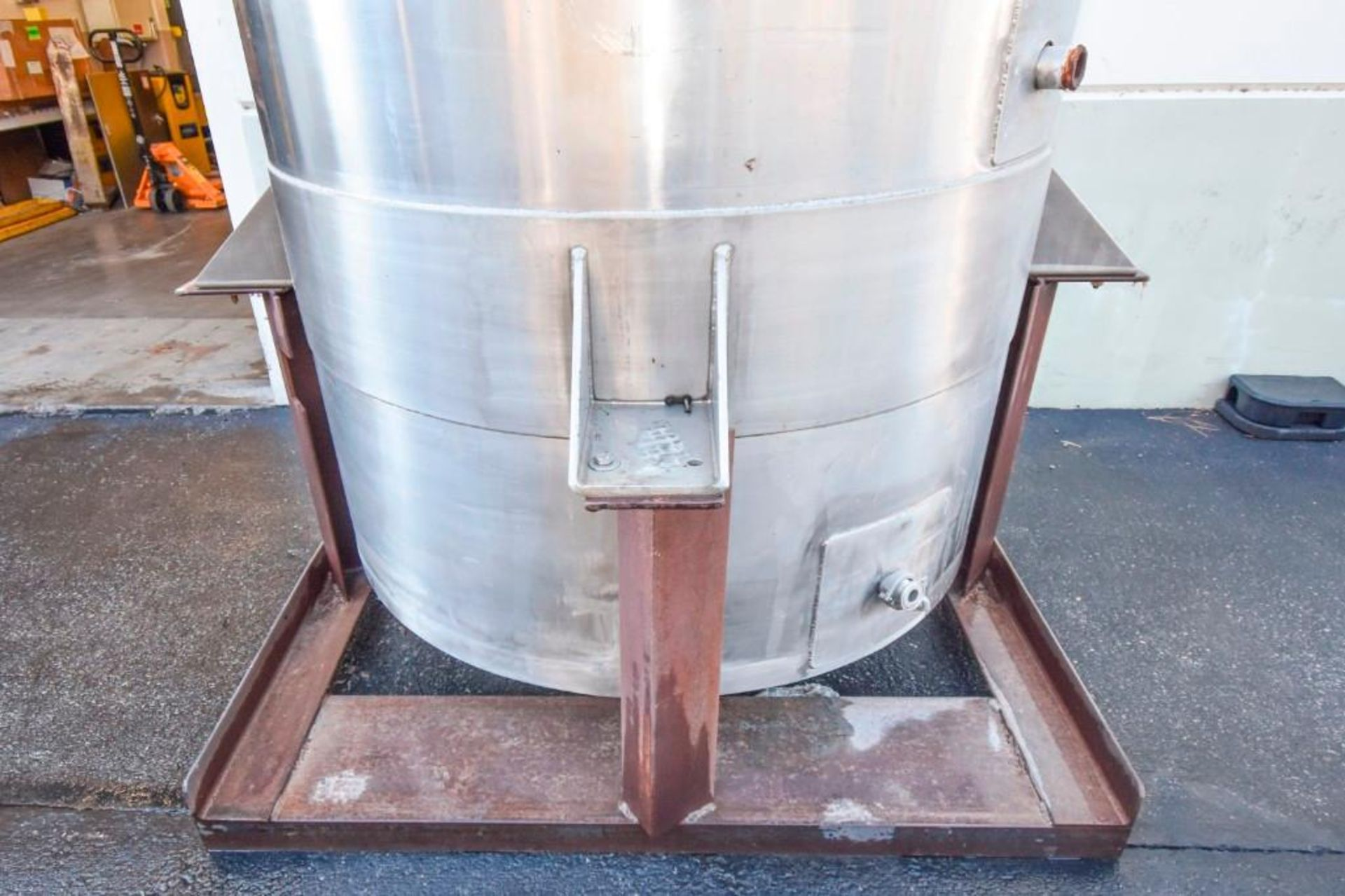 Jacketed Mixing Tank - Image 20 of 21
