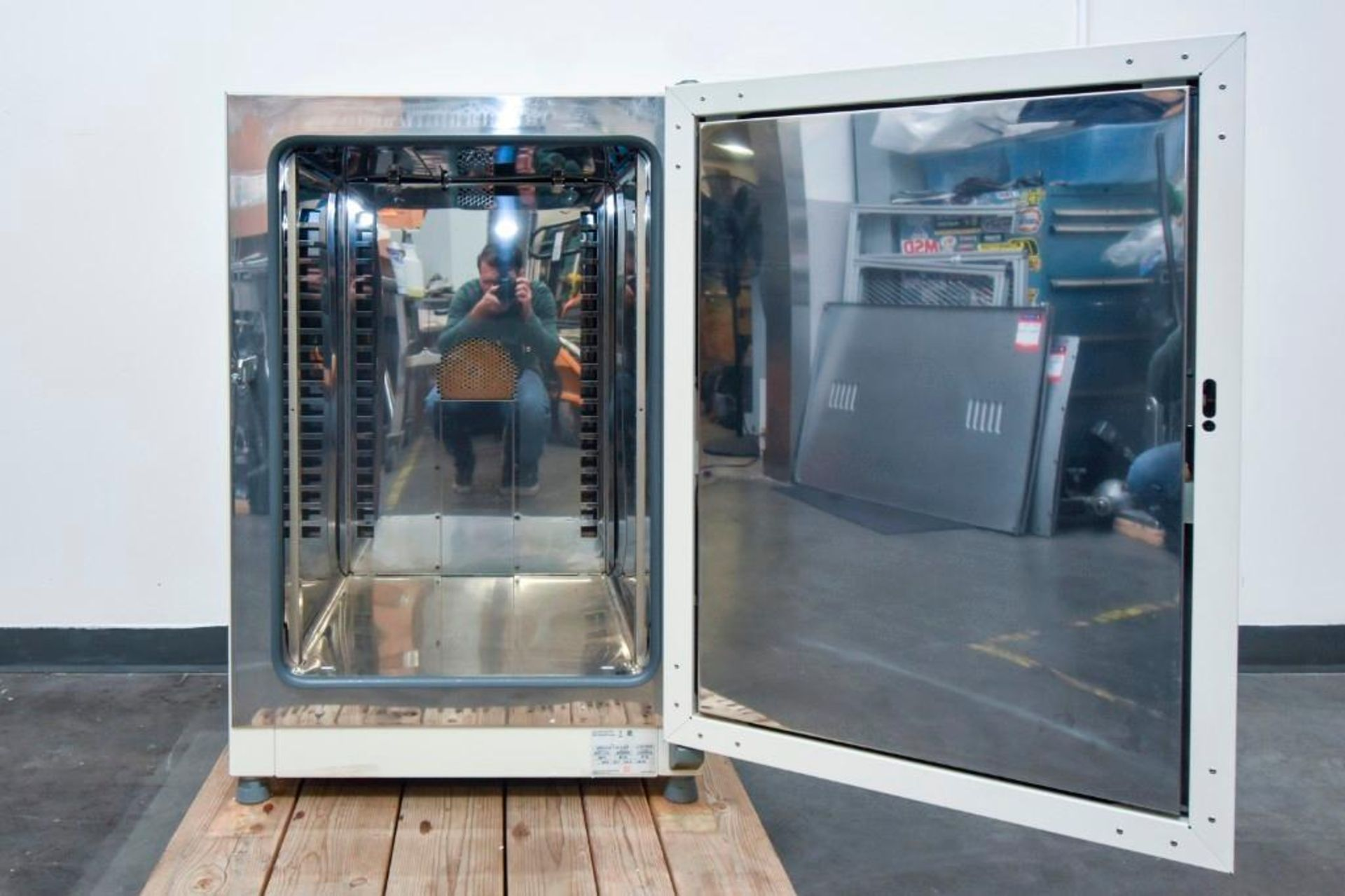 VWR Forced Air Oven - Image 9 of 13