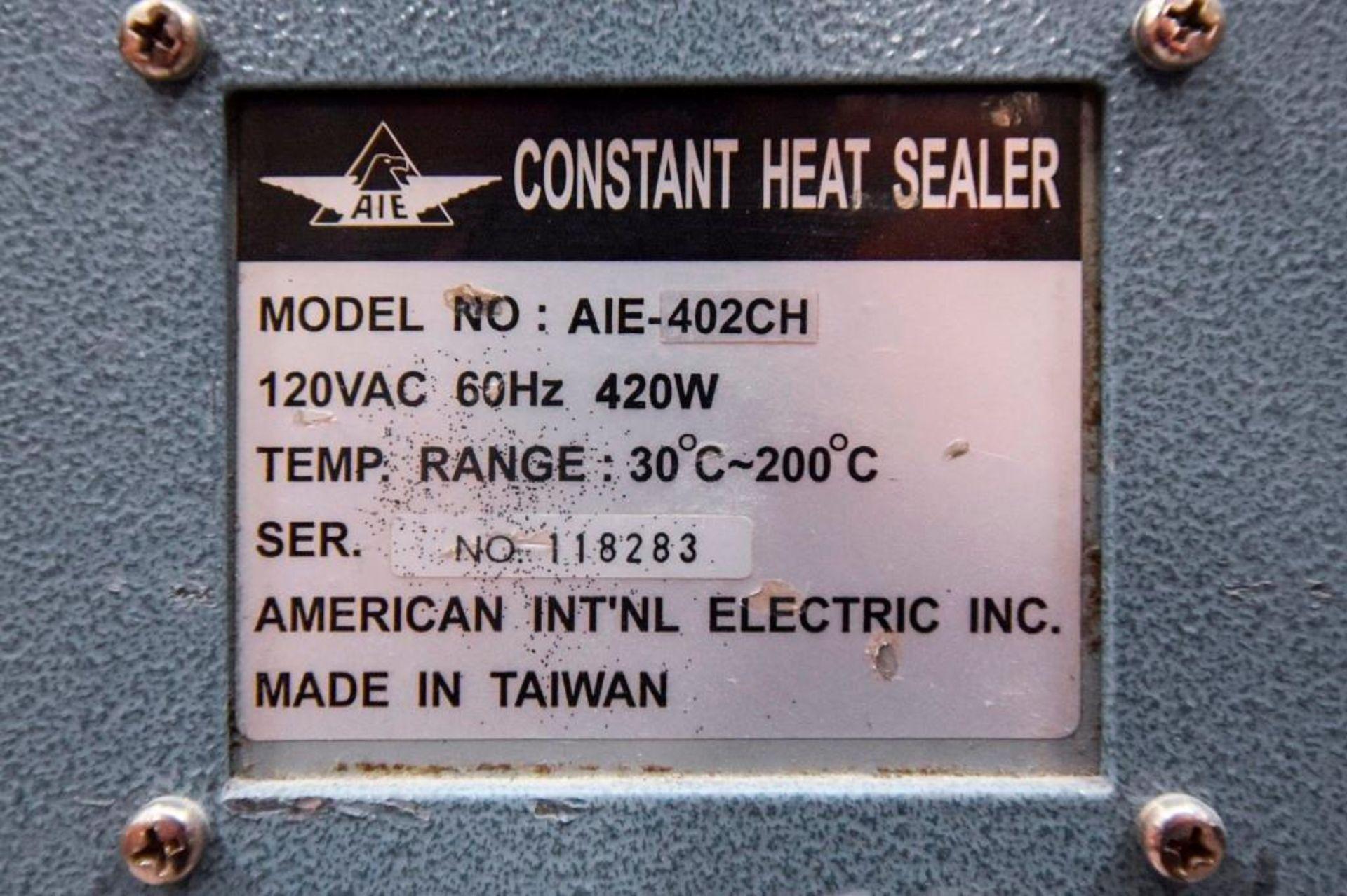 2 AIE Heat Sealers - Image 14 of 14