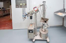 Pharma Technology Metal Detector, Deduster and empty capsule eliminator
