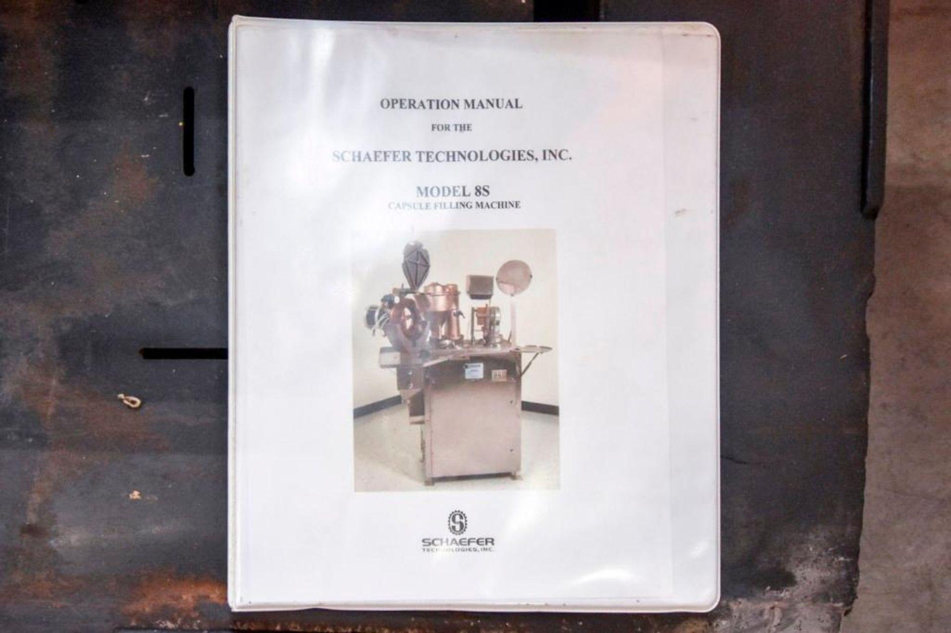 Semi-Automatic Encapsulator MDL 8S - Image 19 of 20