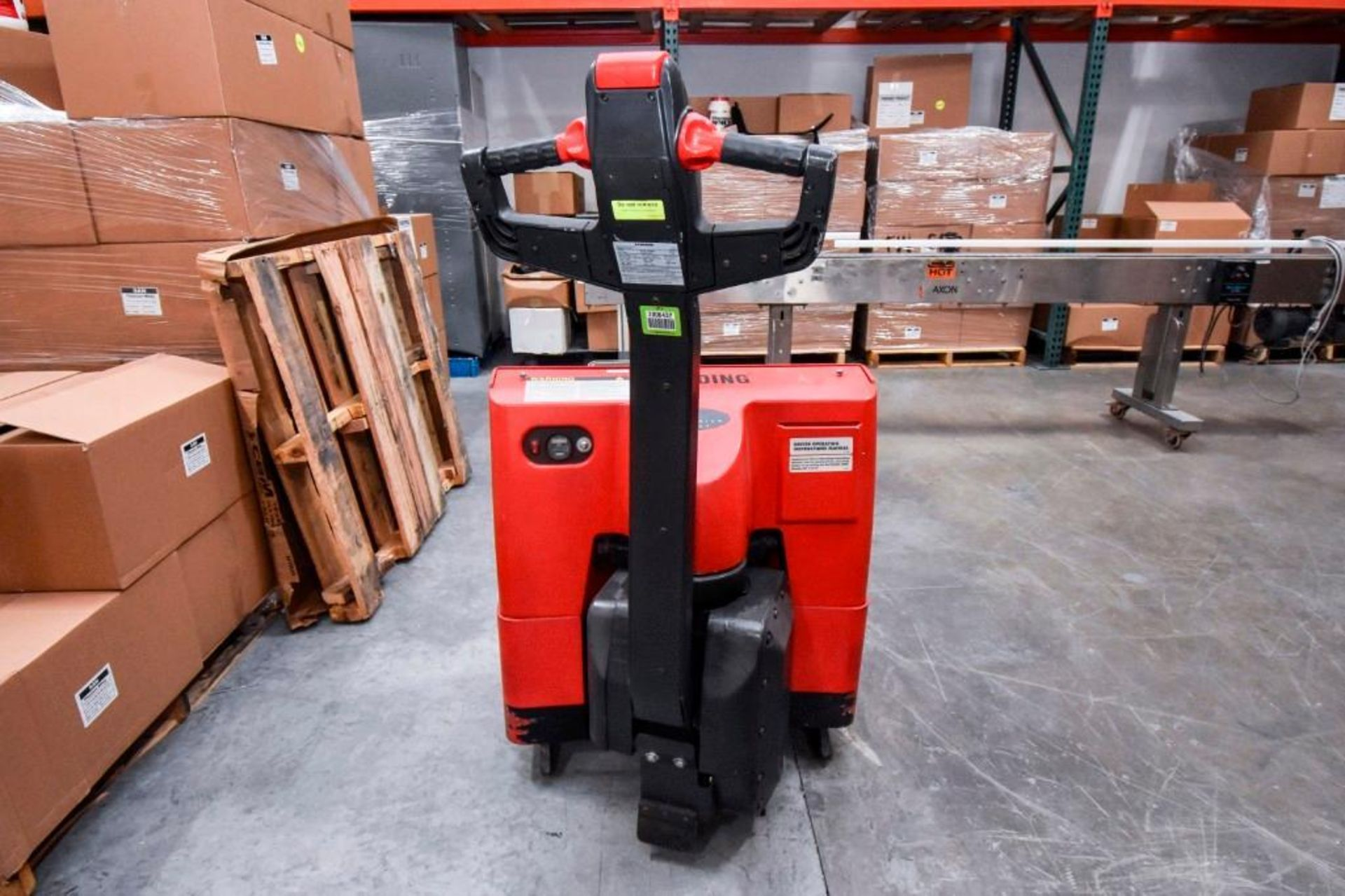 Raymond Electric Pallet Jack - Image 6 of 10