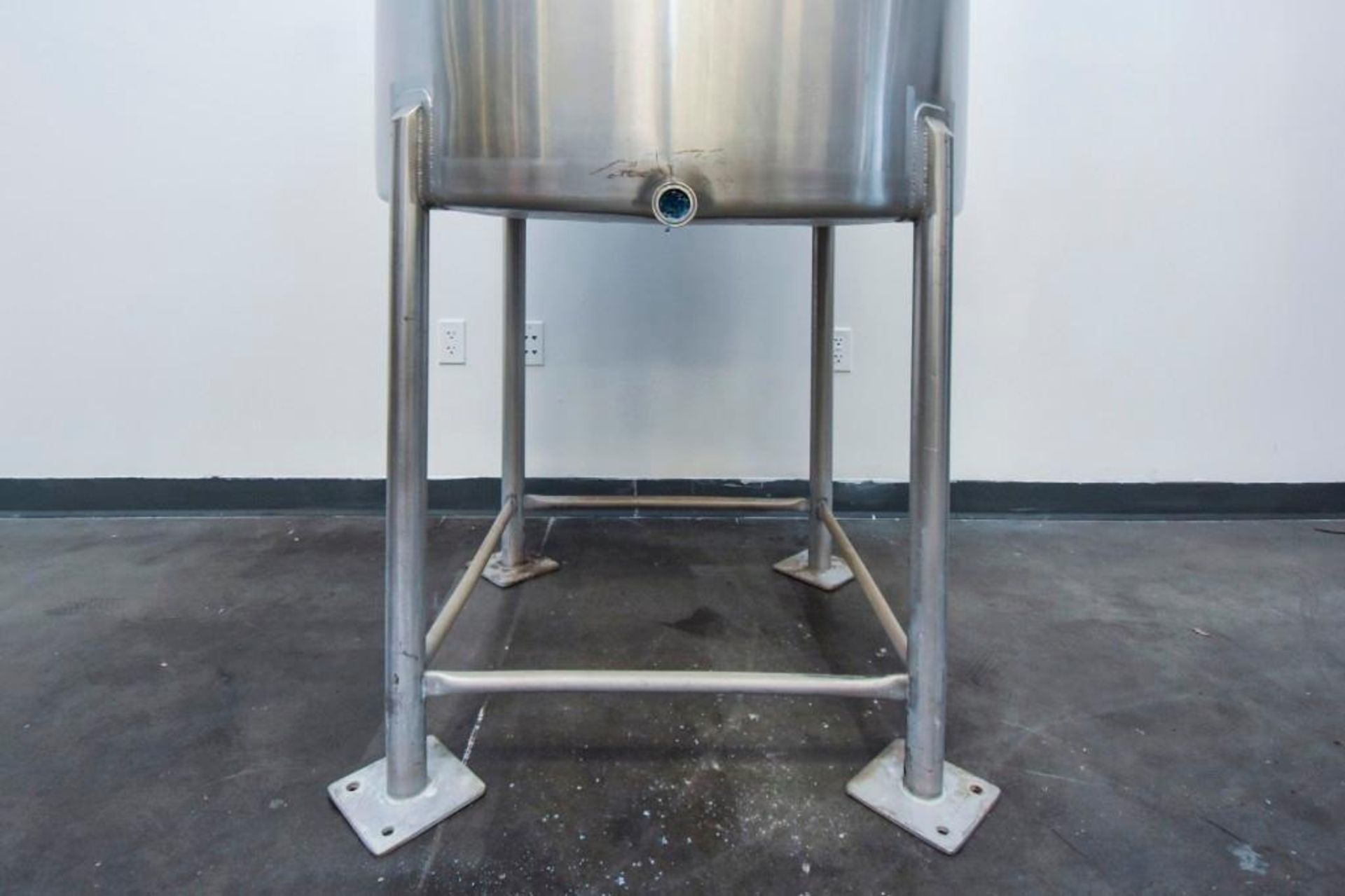 Stainless Steel Mixing/Holding Tank - Image 6 of 12