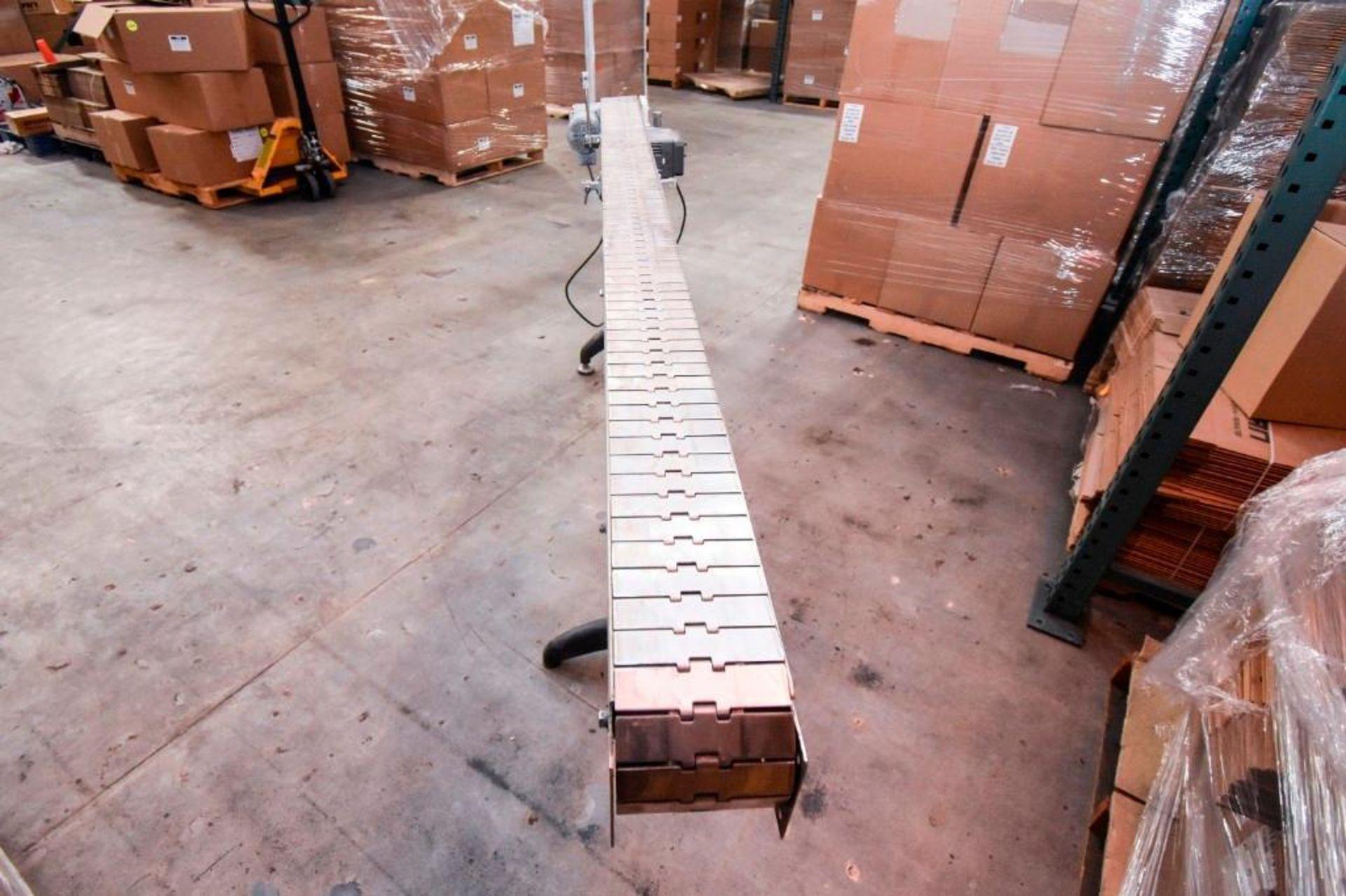 Accutek Variable Speed Conveyor - Image 8 of 11