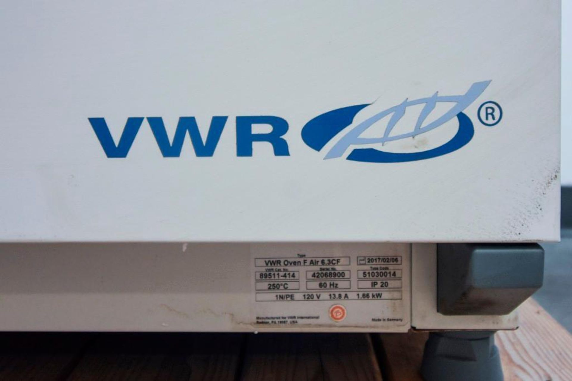 VWR Forced Air Oven - Image 8 of 13