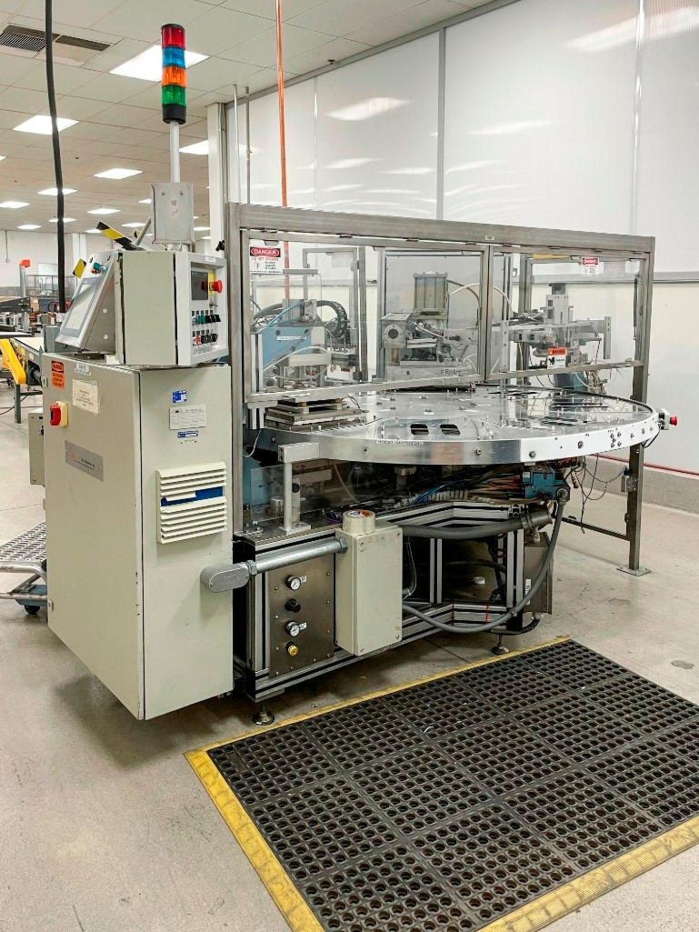 Sun Industries 8 station Blister Packaging Machine SBR-8 - Image 5 of 40