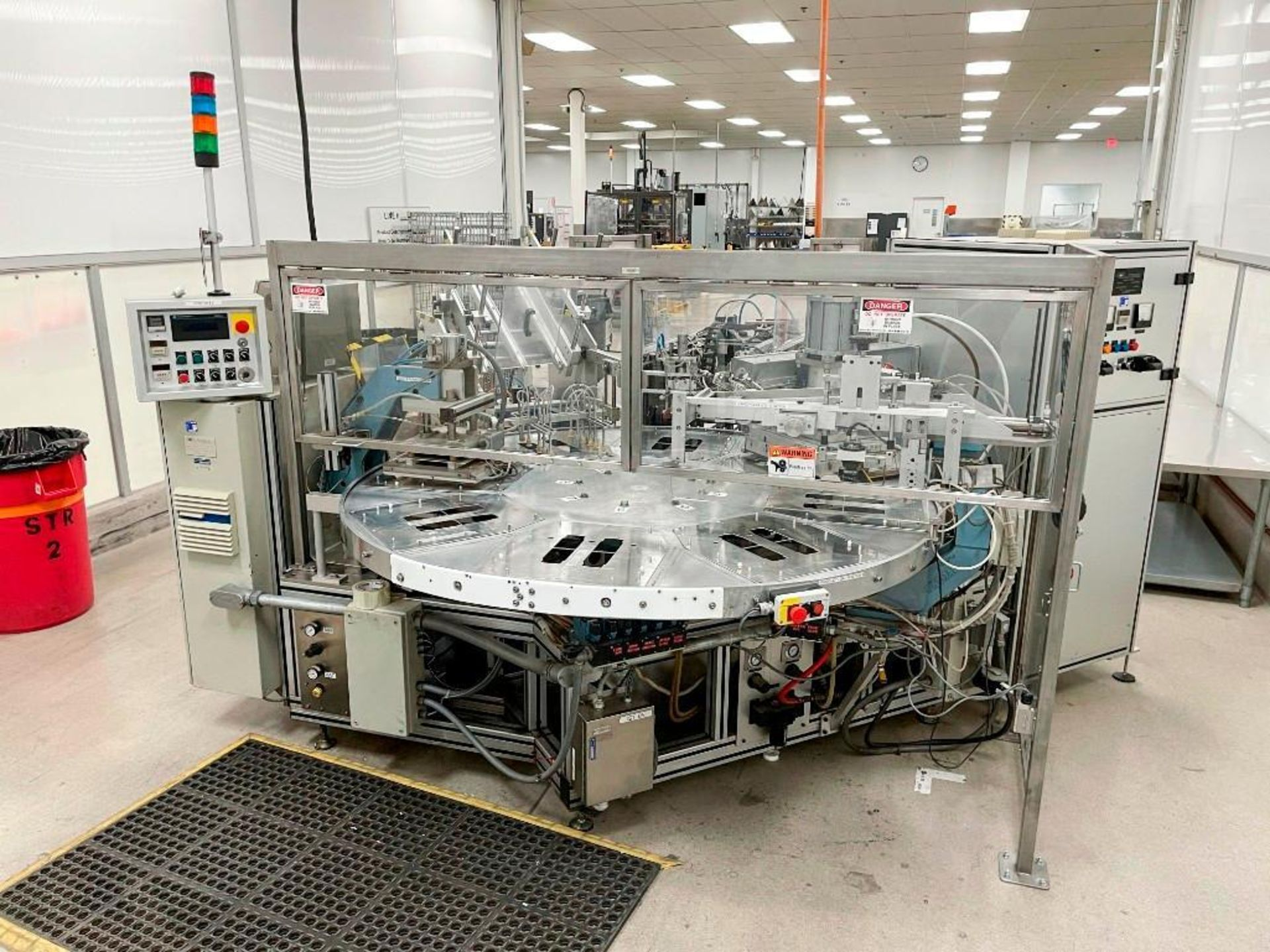 Sun Industries 8 station Blister Packaging Machine SBR-8 - Image 3 of 40