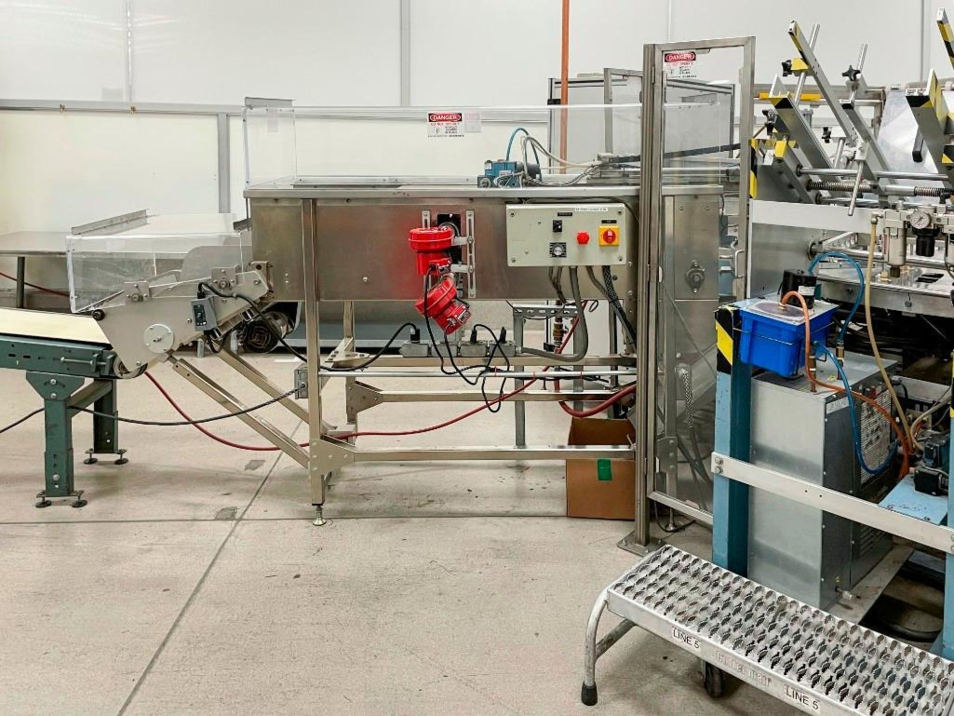 Sun Industries 8 station Blister Packaging Machine SBR-8 - Image 12 of 40