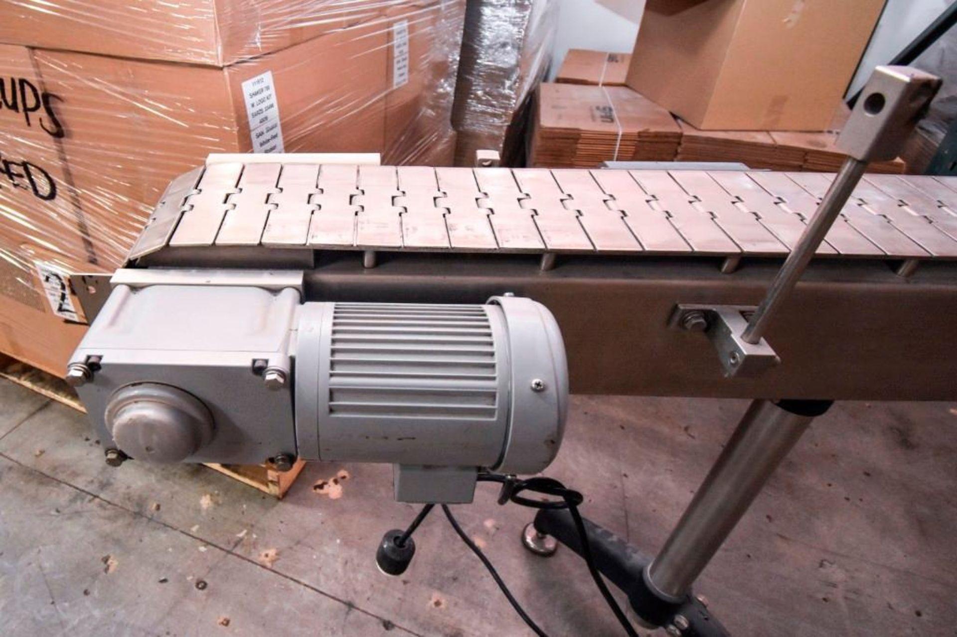 Accutek Variable Speed Conveyor - Image 2 of 11