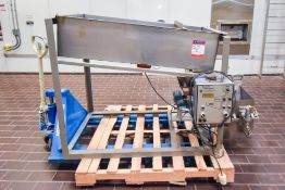 Franklin Electric Exact Weigher with Vibratory Deck