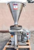 Spee- Dee CBE 264 Volumetric 4 Cup Head Single Station Filler