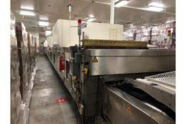 MJK0551 Danish Food Equipment Oven