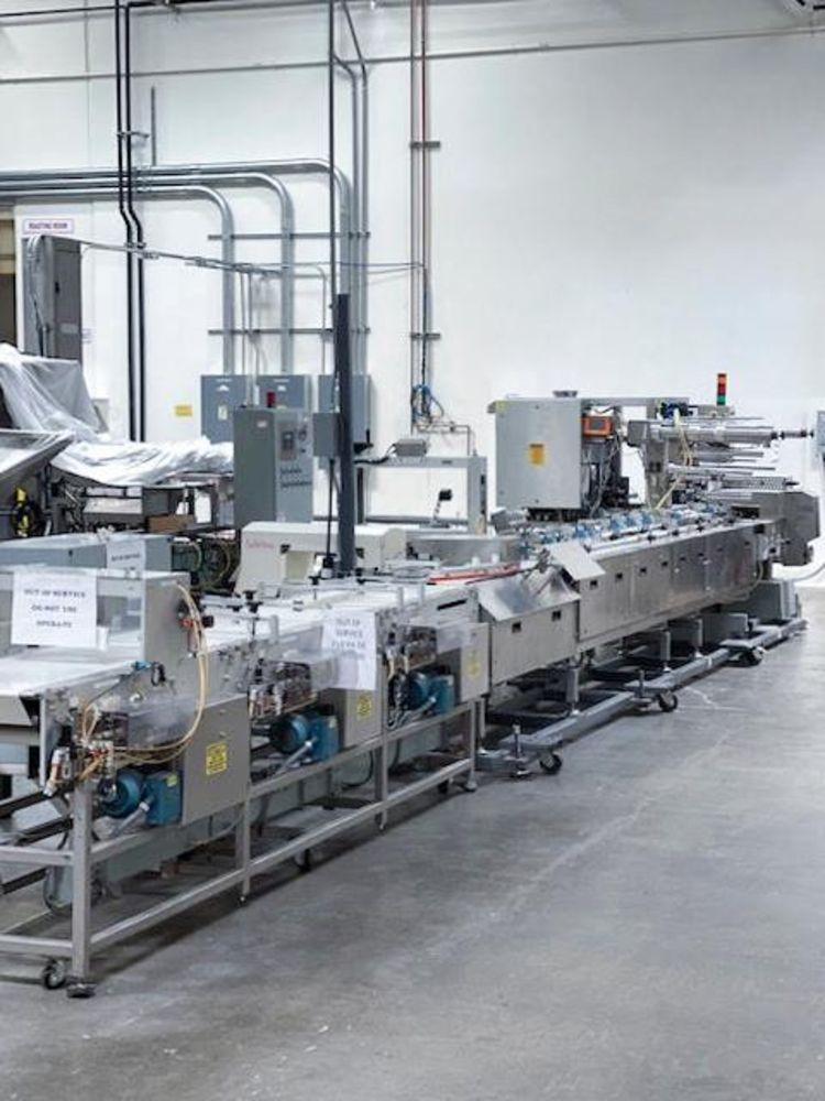 Nutra Manufacturing & Packaging Equipment