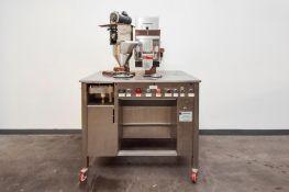 MJK0452 Semi Automatic Schaefer Model 10 Capsule Filler