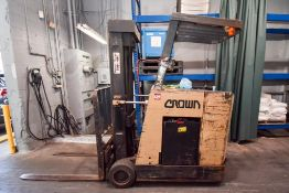 Crown Fork Lift with Exide Charger