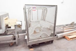Man Lift Cage