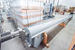 WAM Auger Screw Conveyor - NEW
