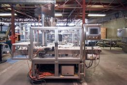 SpeeDee Digitronic Rotary Auger Filler with Spee-Dee Check Weigher and Spare Parts