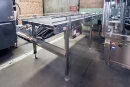 Shuttleworth Conveyor with Variable Speed