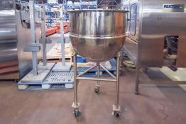 100 Gal 2/3 Jacketed Kettle