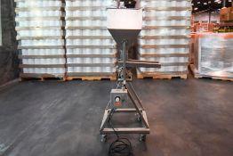 Eriez Vibratory Feeder and Hopper