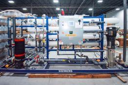 Siemens Vantage M83 Plus Reverse Osmosis Water System