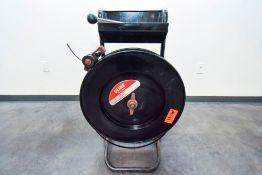 Uline Steel Banding Cart